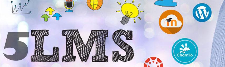 5 mejores plataformas LMS de elearning