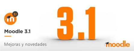 Moodle 3.1: Mejoras y Novedades